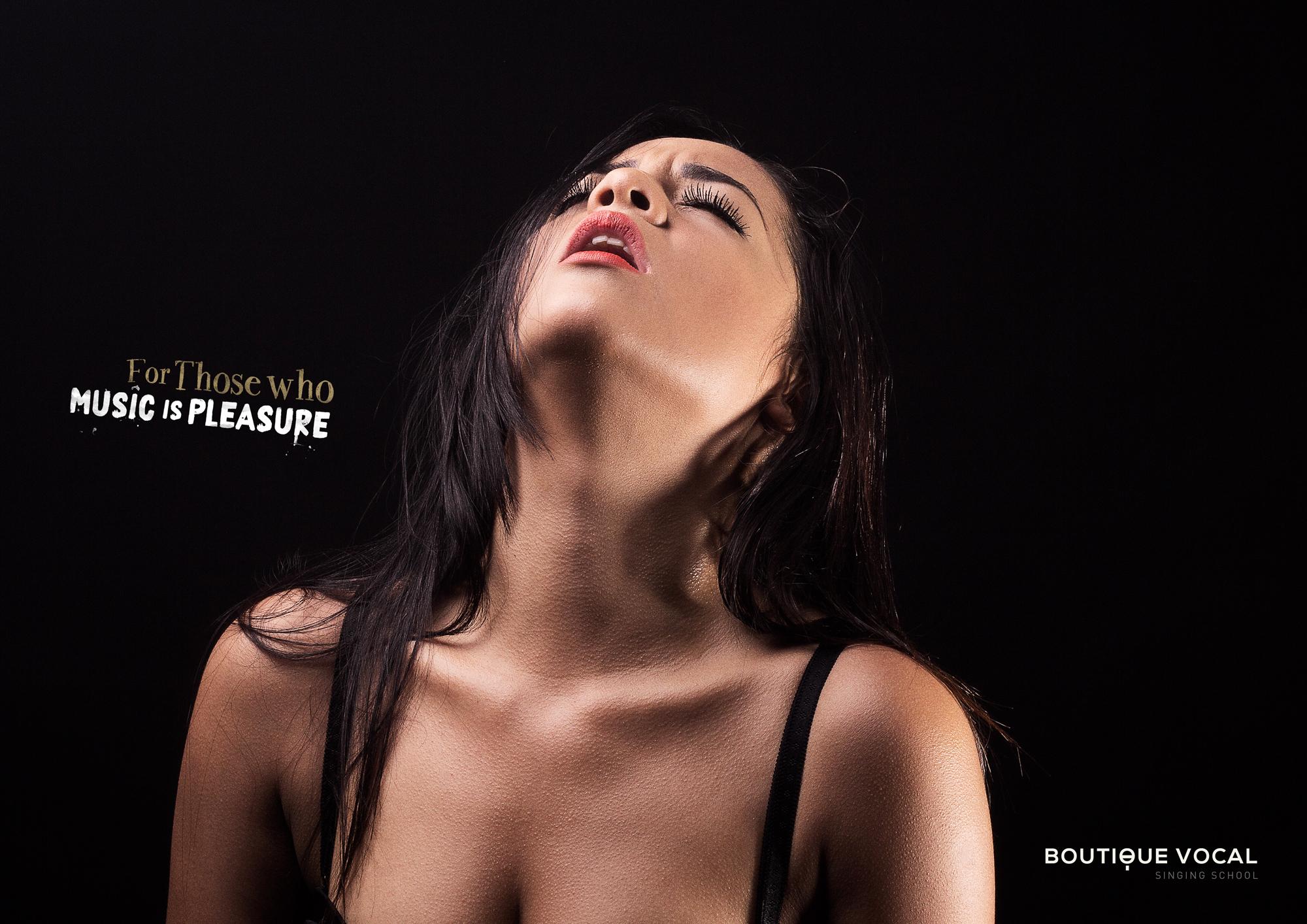 Latino nude model